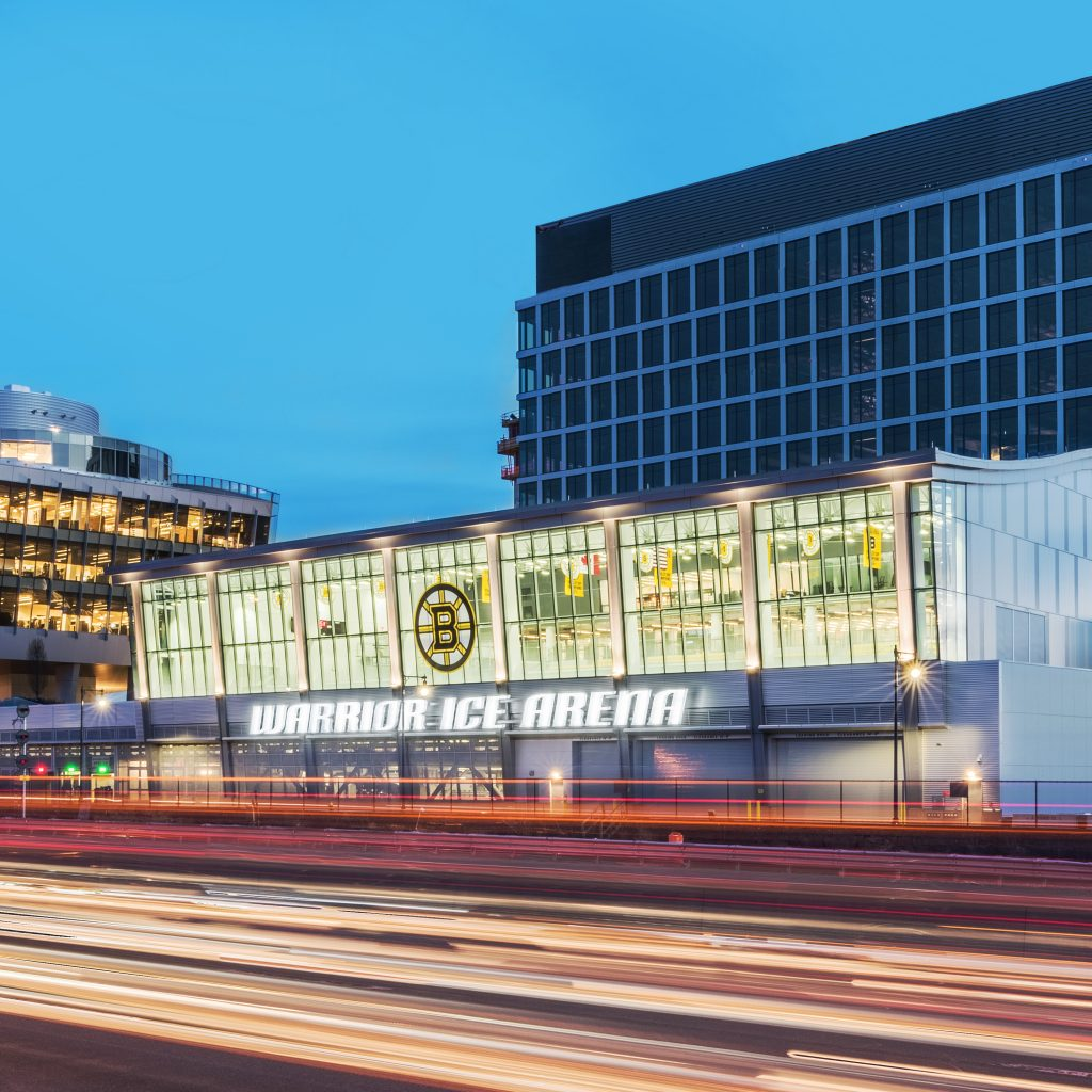 Boston Bruins / Warrior Ice Arena