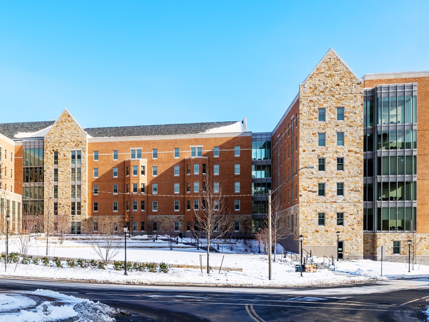 Boston College / Thomas More Residence Hall