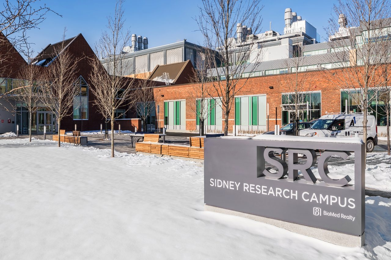 Sidney Research Campus