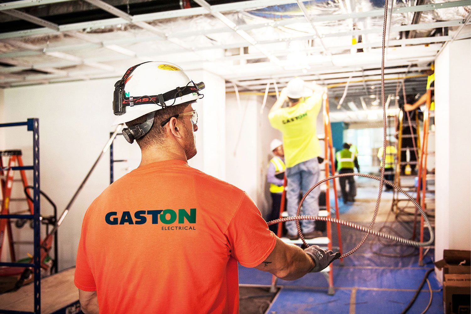 Gaston Electrical Core Purpose