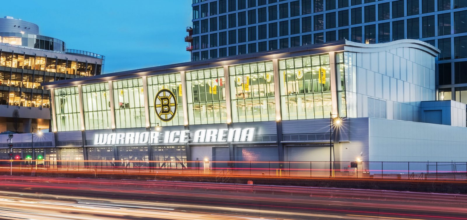 Boston Bruins Warrior Ice Arena