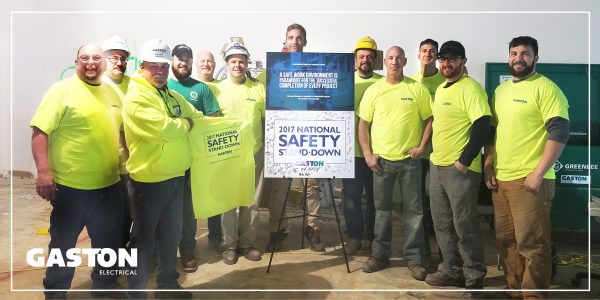 Gaston Electrical Safety Week
