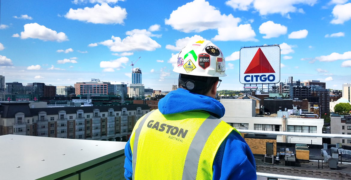 Gaston Electrical Boston Electrical Contractor