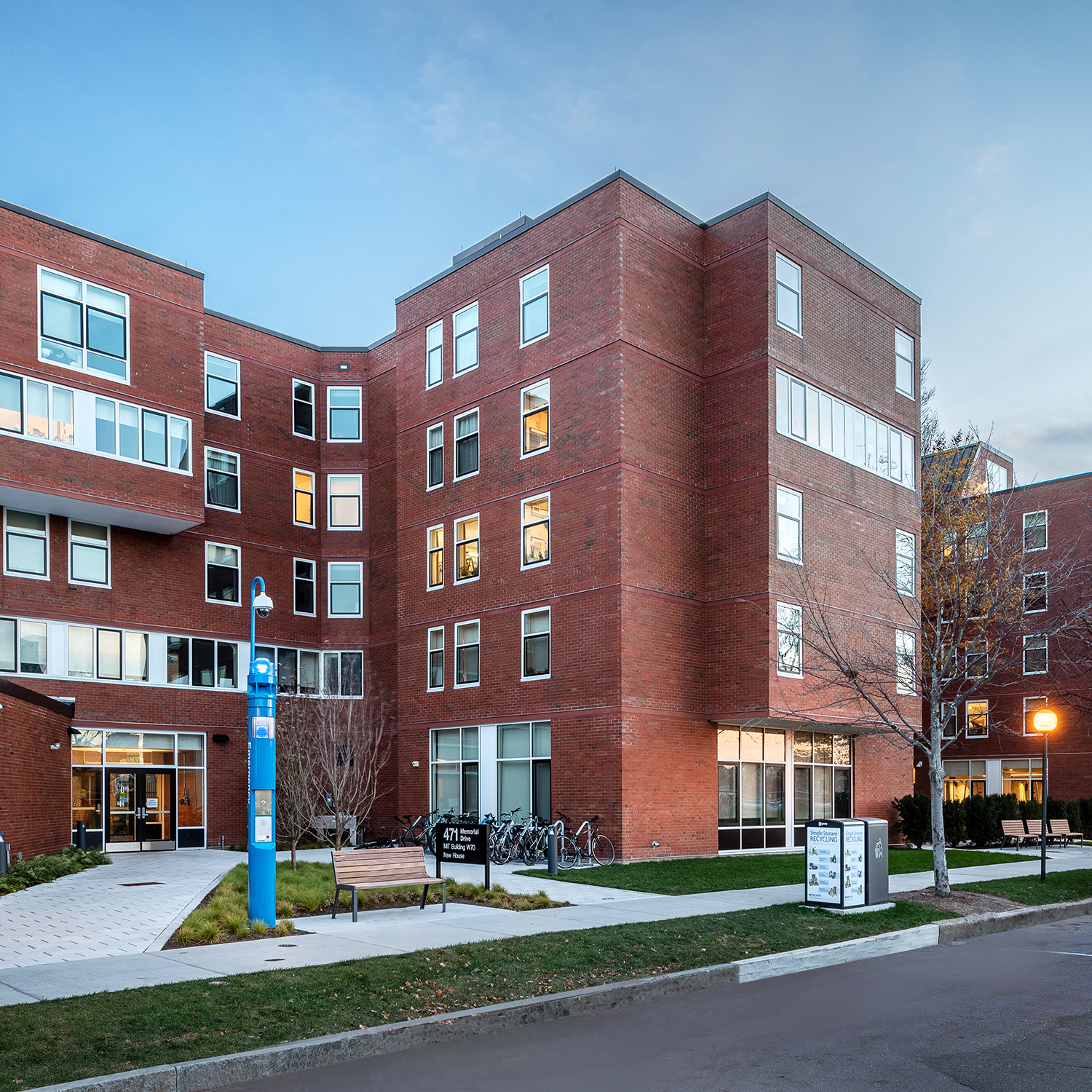 Cambridge / Dormitory Renovation
