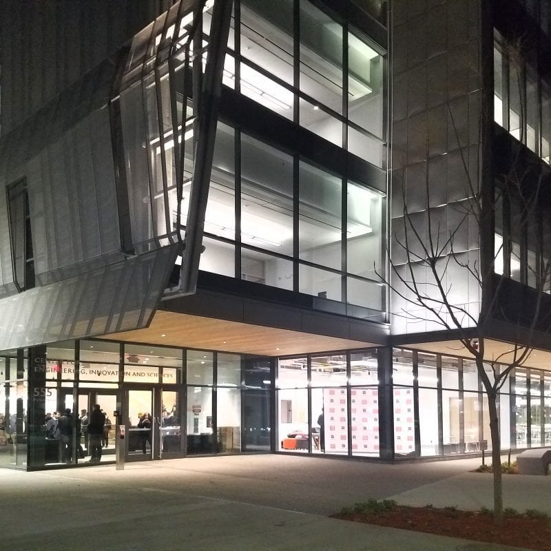 Wentworth Institute / Engineering, Innovation & Sciences Building