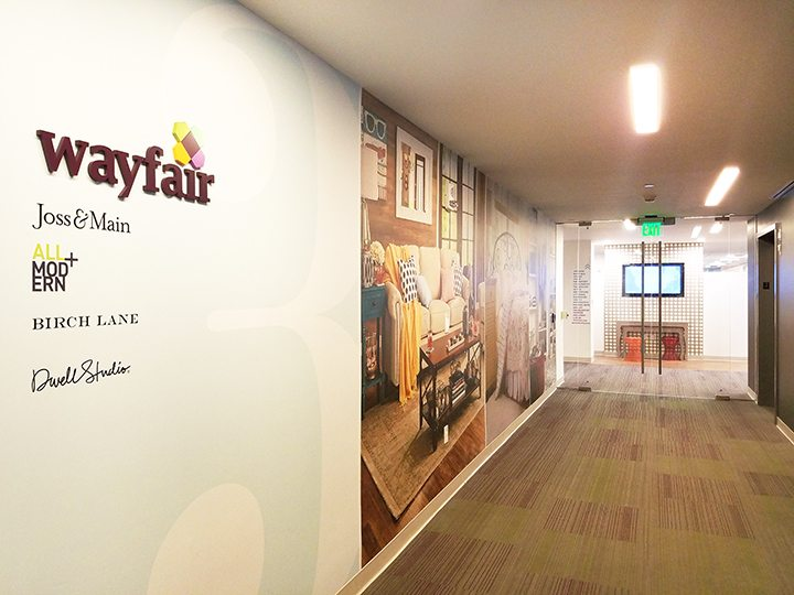 Wayfair Boston HQ