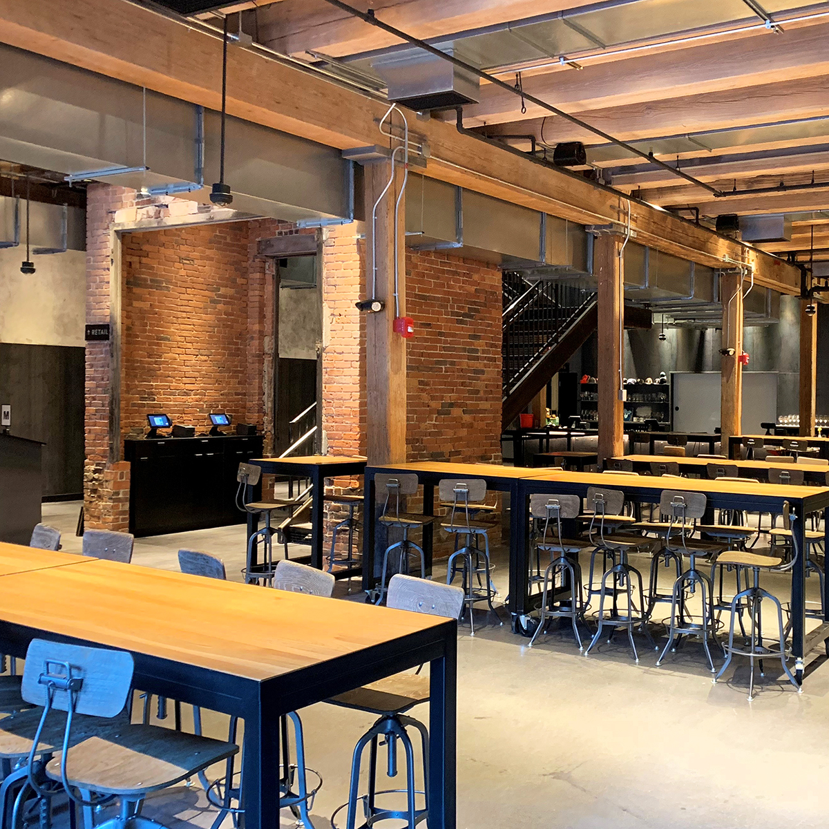 Trillium Brewing Company / Fort Point Boston