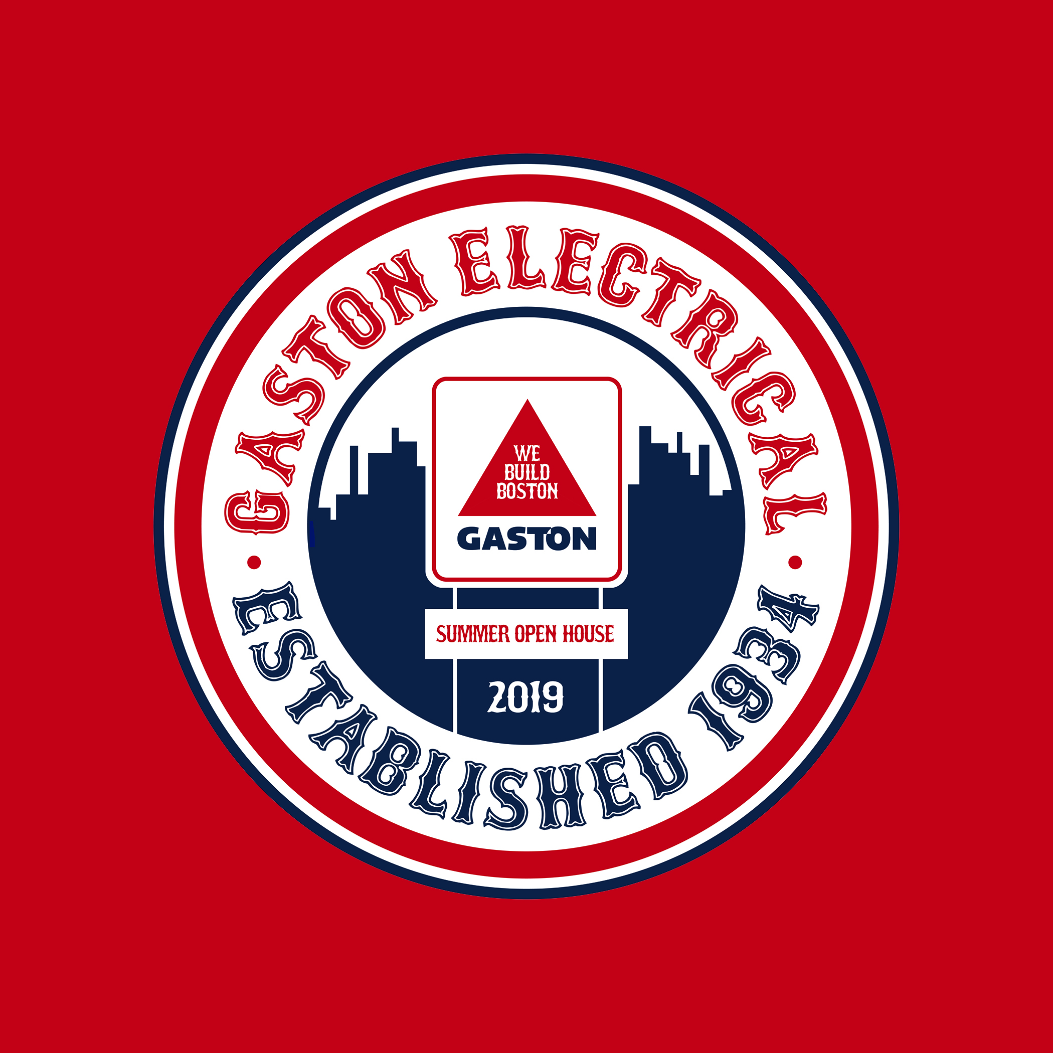 Gaston Electrical Summer Open House Logo