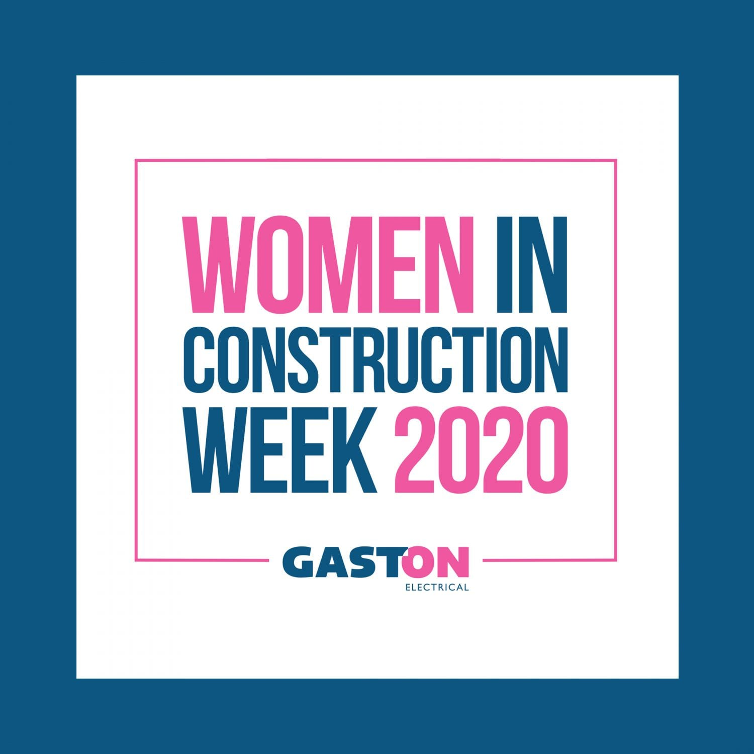 Gaston Electrical Women In Construction Week